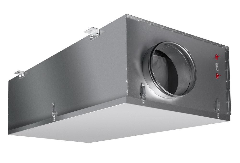 Приточные вентиляционные установки