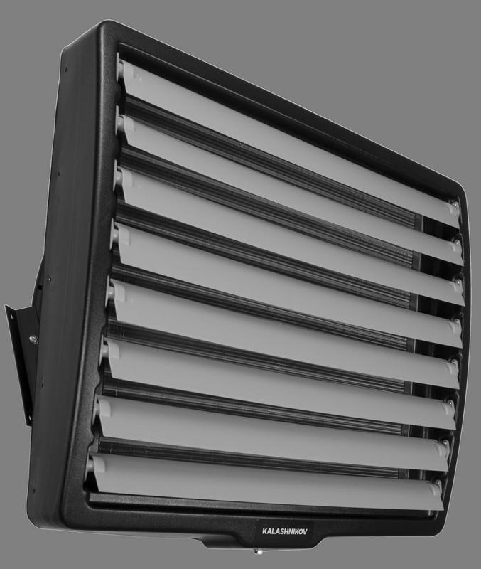 Водяные тепловентиляторы