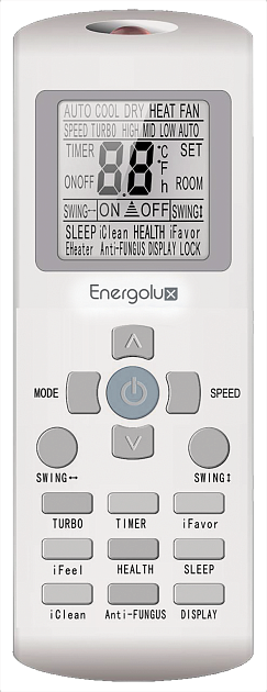 Изображение Energolux BERN SAS09BN1-AI/SAU09BN1-AI | Слайд 0